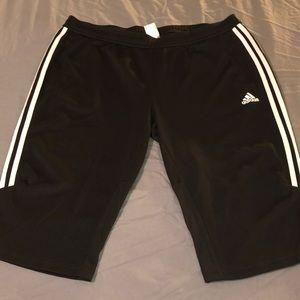 Adidas Plus Size Capri's
